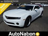 2011 ONE OWNER GM CERTIFIED CAMARO BUMPER TO BUMPER AND