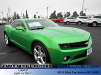 Exterior Color: synergy green metallic, Body: Coupe,