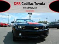 2011 Chevrolet Camaro Convertible 2LT Our Location is: