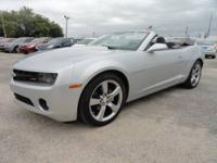 The 2011 Chevrolet Camaro is a head-turning muscle car