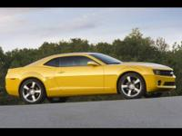 2011 CHEVROLET CAMARO 2DR CPE 2LT with just 57681