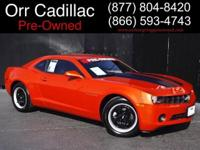 2011 Chevrolet Camaro Coupe 2LS Our Location is: Orr