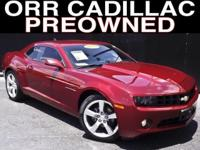 2011 Chevrolet Camaro Coupe 2LT Our Location is: Orr