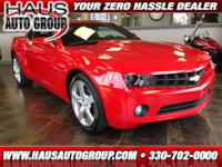 2011 Chevrolet Camaro Coupe LT RS PACKAGE Our Location