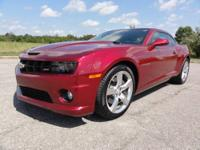 2011 Chevrolet Camaro Coupe SS Our Location is: