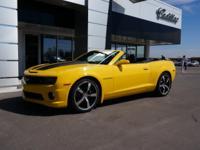 Exterior Color: rally yellow, Body: Convertible,