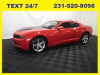 Exterior Color: victory red, Body: Coupe, Engine: 3.6L