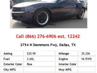 You can find this 2011 Chevrolet Camaro 1LS and many