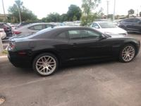 This outstanding example of a 2011 Chevrolet Camaro 2dr