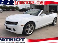 Options:  2011 Chevrolet Camaro Lt W/2Lt|Why Pay More