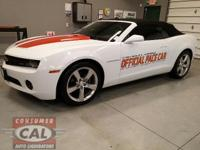 Options:  2011 Chevrolet Camaro 2Dr Conv 2Lt|4-Wheel