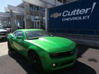 Check out this 2011 Chevrolet Camaro 1LT. Its Automatic