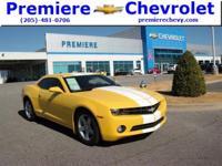 Options:  2011 Chevrolet Camaro 1Lt|Rally Yellow/|V6