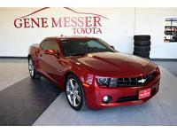 We are excited to offer this 2011 Chevrolet Camaro.
