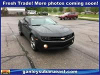 Chevrolet Camaro 1LT 2011 Black CD Player, Cruise