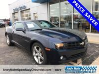 New Price! Moonroof / Sunroof**, Camaro 2LT 2LT, 2D
