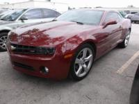 Check out this gently-used 2011 Chevrolet Camaro we