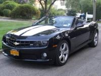 Beautiful 2011 Camaro 2SS convertible Automatic. Only