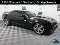 One Owner Camaro SS 2SS, 2D Coupe, 6.2L V8 SFI, 6-Speed
