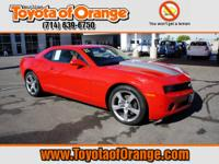 2011 Chevrolet Camaro SS Sale Price: Contact Me for