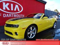 2011 Chevrolet Camaro SS 2SS RWD Yellow USB Port, Hands