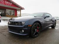 Options:  2011 Chevrolet Camaro Florida Car! Leather