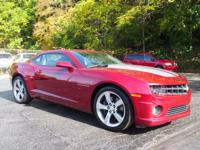 2011 Chevrolet Camaro SS Just Reduced! CARFAX