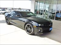 Beautiful and VERY LOW MILES....2011 Camaro SS.....6