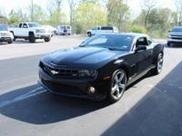 Camaro SS 2SS, 2D Coupe, 6.2L V8 SFI, 6-Speed Manual,