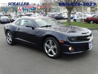 CLEAN CARFAX. Camaro SS 2SS, 2D Coupe, 6.2L V8 SFI,