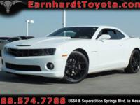 We are thrilled to offer you this 2011 Chevrolet Camaro