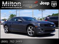 Load your family into the 2011 Chevrolet Camaro! Quite