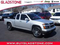 Exterior Color: silver, Body: Extended Cab Pickup