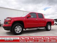 This is one Super Sharp Chevy Colorado 4x4!! It was