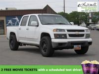 This 2011 Chevrolet Colorado LT w/1LT will sell fast