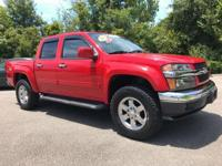 CARFAX One-Owner. Clean CARFAX. Colorado 2LT Z71, 4D