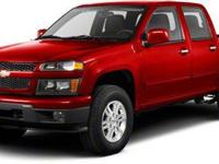 2011 Chevrolet Colorado LT with 2LT For
