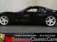 Stock #595-TPA  2011 Chevrolet Corvette $43,995 Engine: