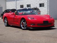 Recent Arrival! 2011 Chevrolet Corvette Red Clean