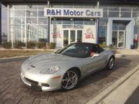 Hot convertible, cool price! Feel the power! When was