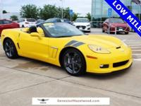Clean CARFAX. Velocity Yellow Tintcoat 2011 Chevrolet
