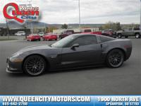 This 2011 Chevrolet Corvette Z06 is not your average
