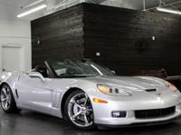 This rare one owner Corvette Grand Sport GS is