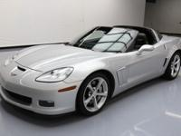 This awesome 2011 Chevrolet Corvette comes loaded with