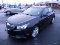 One owner 2011 Chevrolet Cruze LTZ loaded with factory