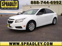 2011 Chevrolet Cruze 4dr Car LS Our Location is: