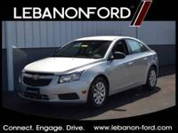 This 2011 Chevrolet Cruze LS might just be the sedan