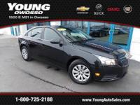 2011 Chevrolet Cruze 4dr Car LT w/1LT Our Location is: