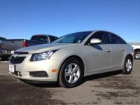 2011 Chevrolet Cruze 4dr Car LT w/2LT Our Location is: