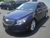 2011 Chevrolet Cruze 4dr Car LTZ Our Location is: